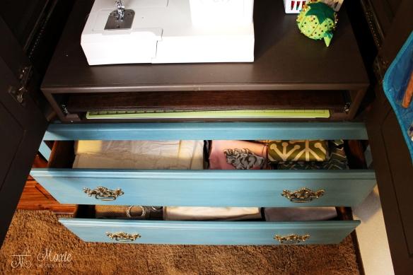 Sewing_Cabinet_drawer storage