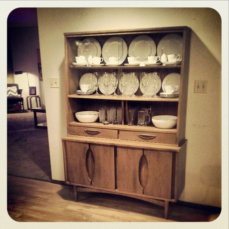 new china hutch