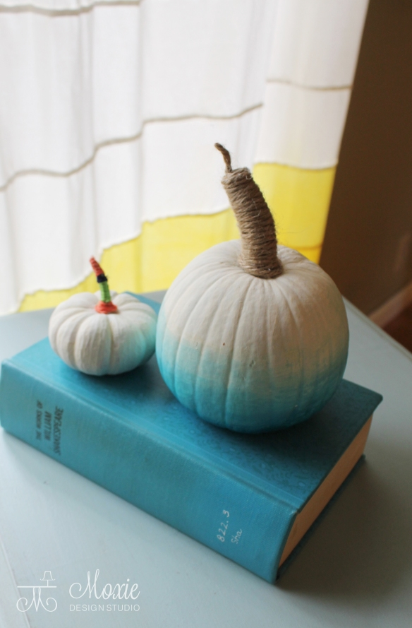 ombre_pumpkin