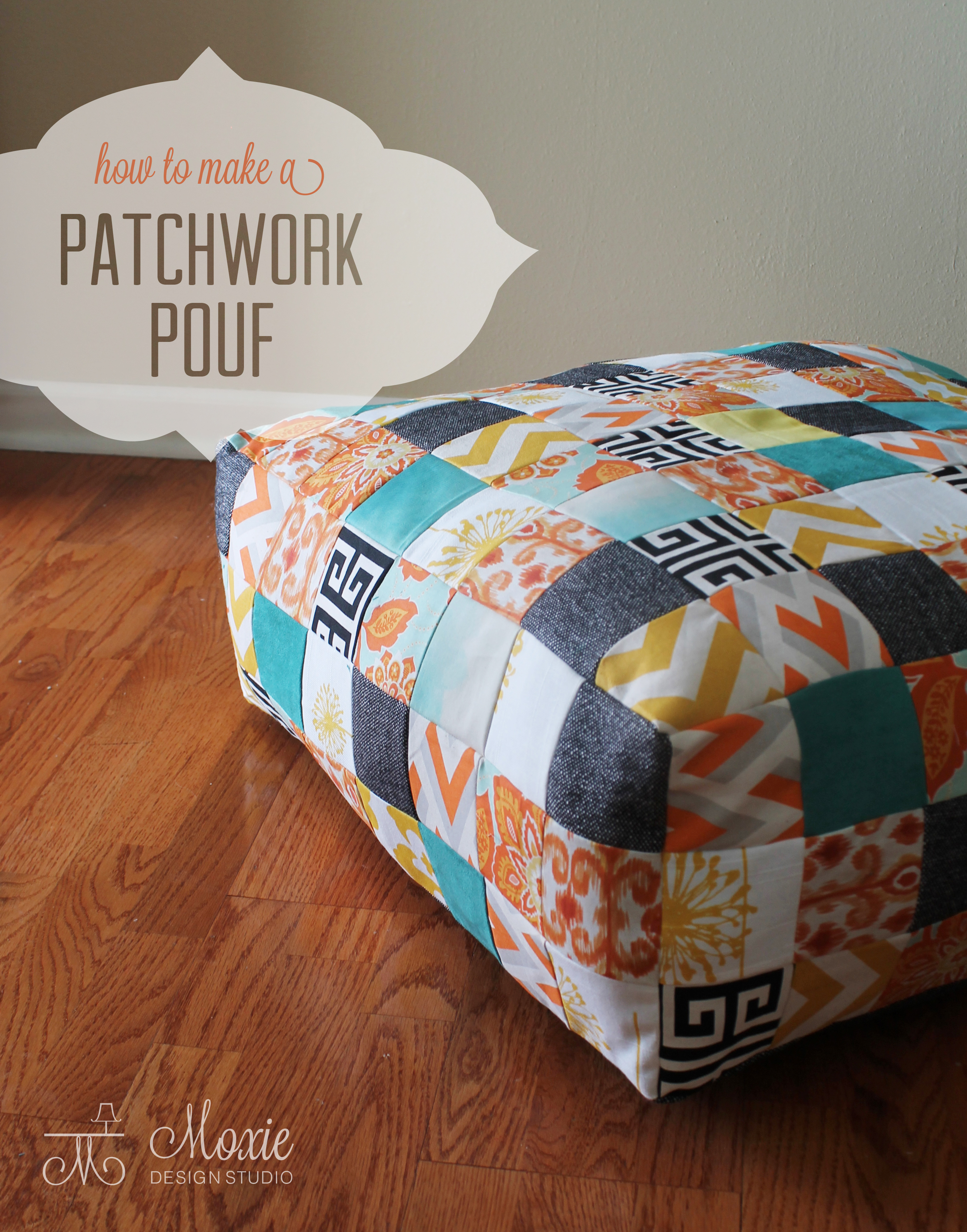 The Perfect Project For Scrap Fabric |